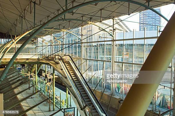 Lille Terminal Eurostar partidas de