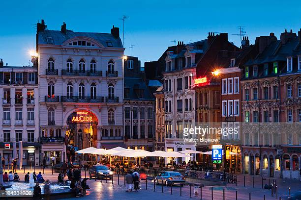 lille,  france, city detail - lille stock pictures, royalty-free photos & images