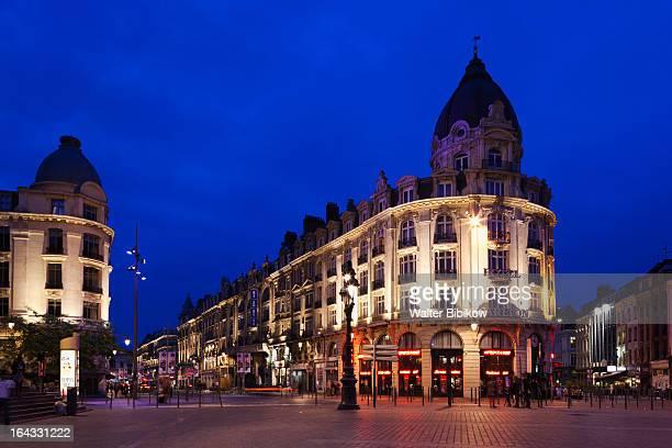 Lille,  France, City Detail