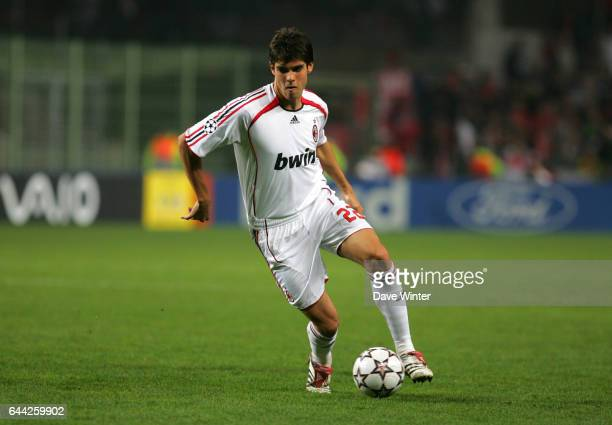 KAKA Lille / Milan AC Champions League Stade FelixBollaert Lens Photo Dave Winter / Icon Sport