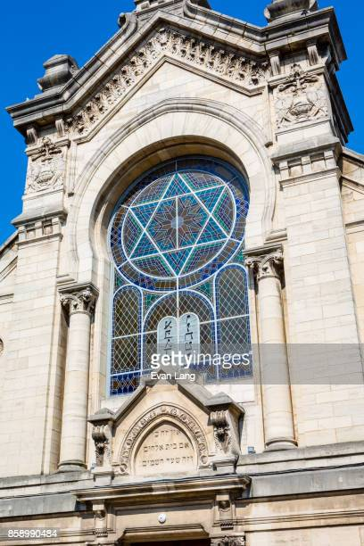 lille synagogue - synagogue stock pictures, royalty-free photos & images
