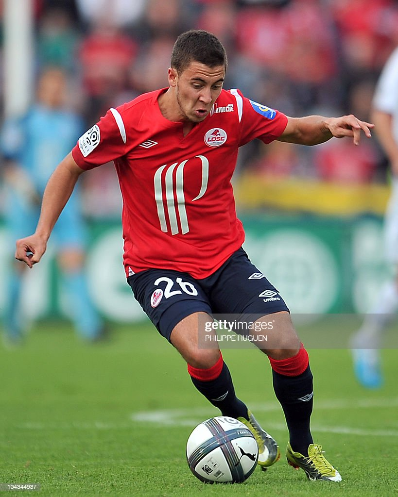 The Bean Town Frog: Hazard - hot commodity - closing window for Lille?