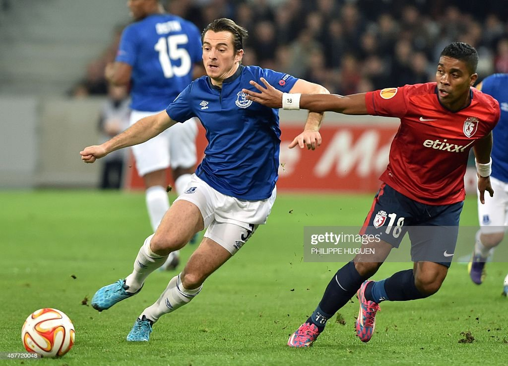 FBL-EUR-C3-LILLE-EVERTON : News Photo