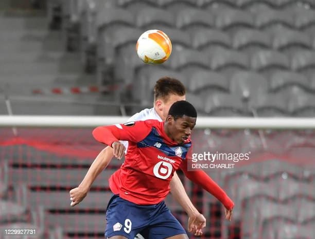 FRA: LOSC Lille v AC Sparta Praha: Group H - UEFA Europa League