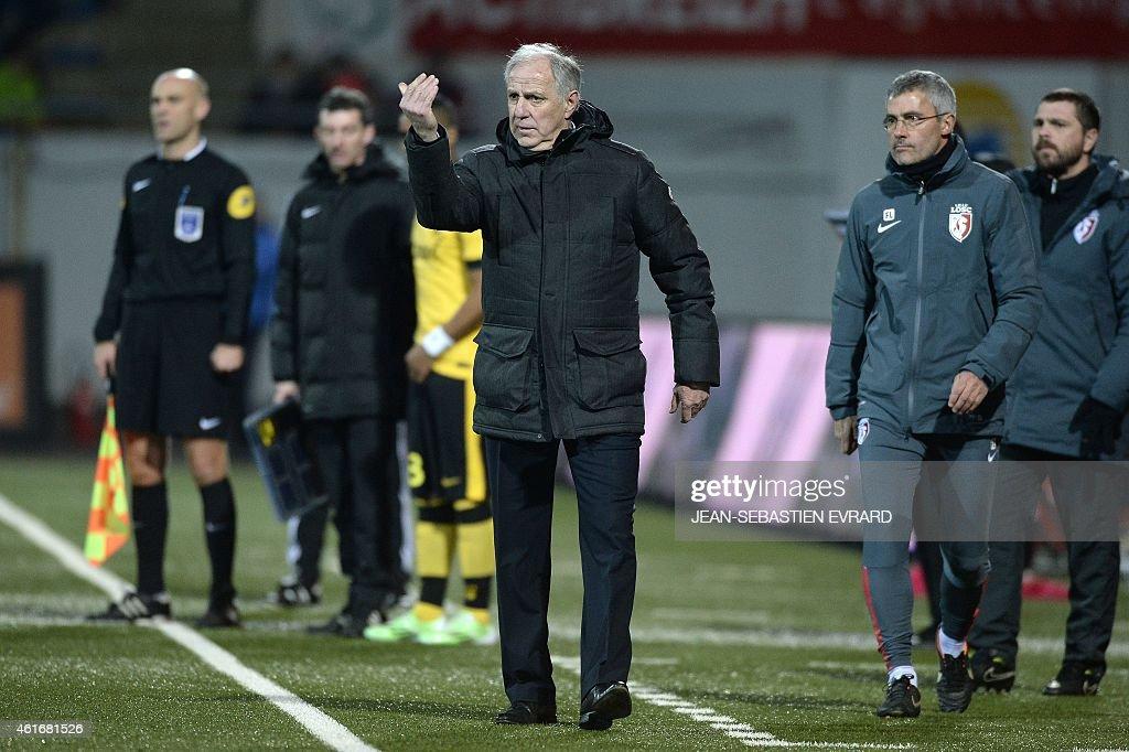 FC Lorient v LOSC Lille - Ligue 1