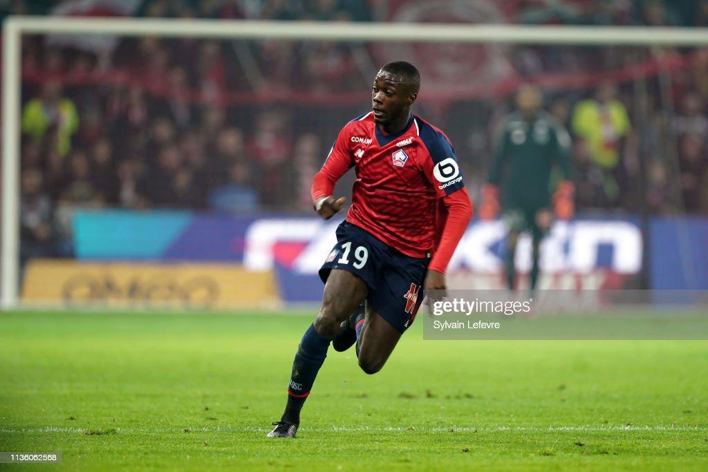 Lille OSC v AS Monaco - Ligue 1 : News Photo