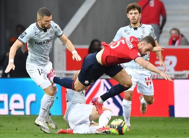 FRA: Lille OSC v Stade de Reims - Ligue 1 Uber Eats