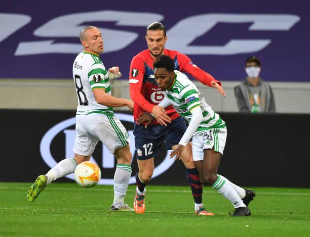 FRA: LOSC Lille v Celtic: Group H - UEFA Europa League