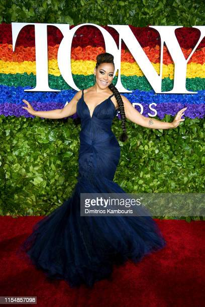Lilli Cooper attends the 73rd Annual Tony Awards at Radio City Music Hall on June 09 2019 in New York City