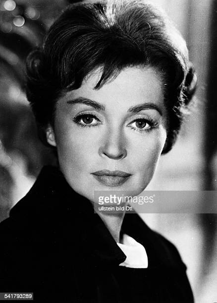 "Lilli Palmer, *-+, Actress, Germany - in the film ""The Flight of the White Stallions"", director: Arthur Miller - USA, 1963"