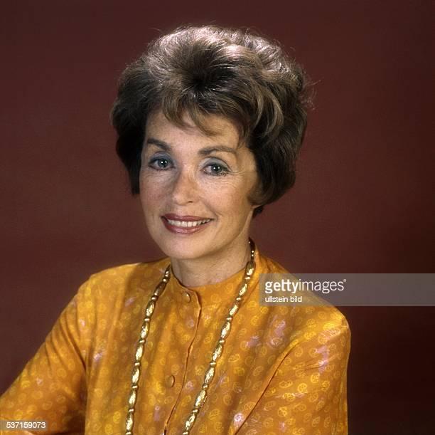 Lilli Palmer Actress Germany 1970