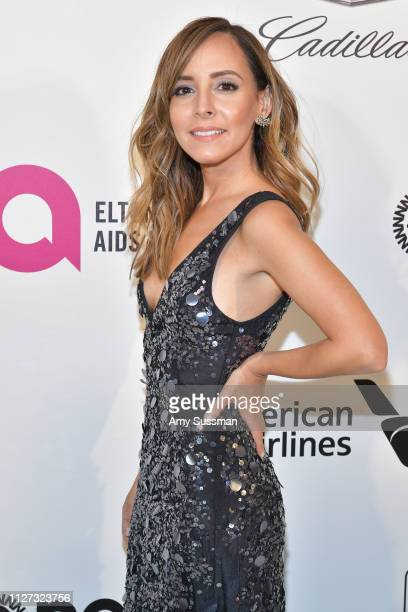 Lilliana Vazquez attends the 27th annual Elton John AIDS Foundation Academy Awards Viewing Party celebrating EJAF and the 91st Academy Awards on...