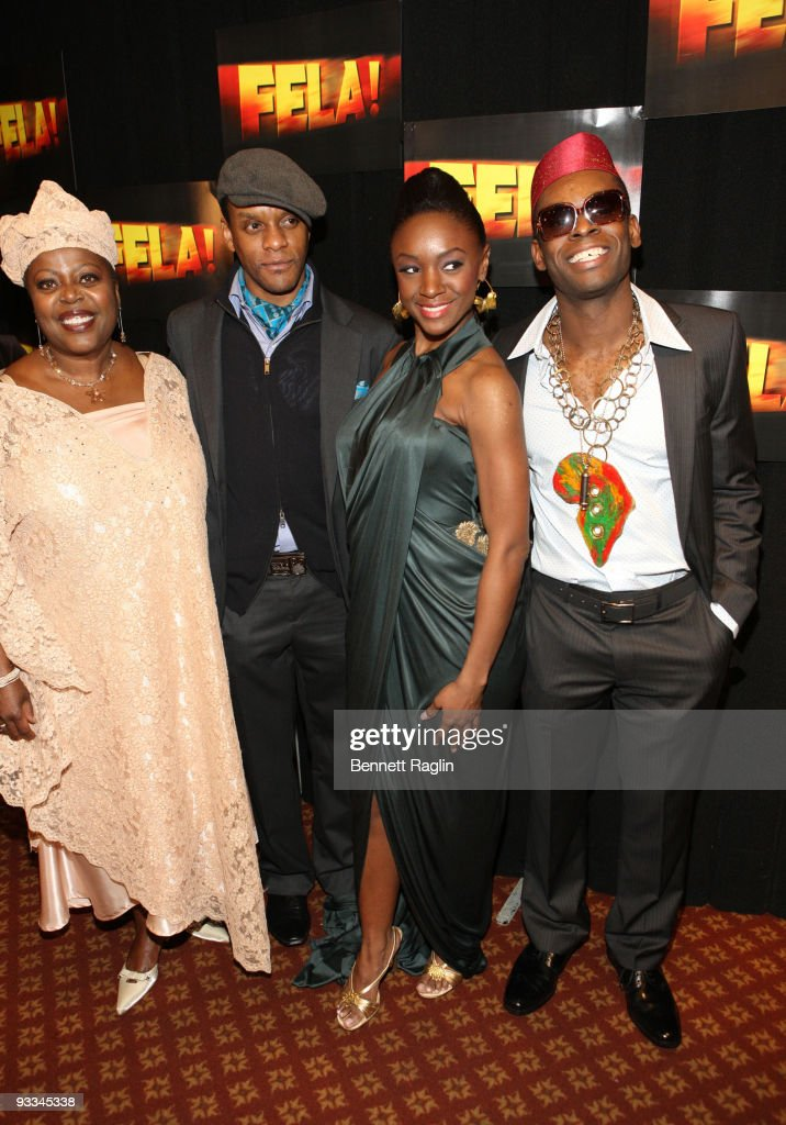 """""""Fela!"""" Broadway Opening Night - After Party"""