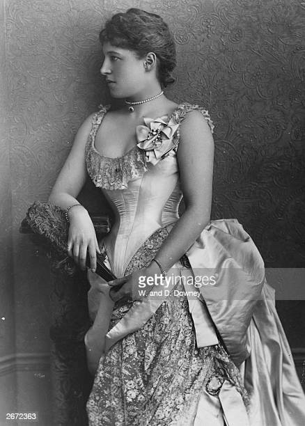 Lillie Langtry British actress and mistress of King Edward VII