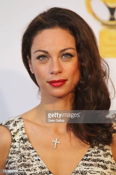 Lilly Becker attends Das Goldene Lenkrad 2011 Awards at AxelSpringer Haus on November 9 2011 in Berlin Germany