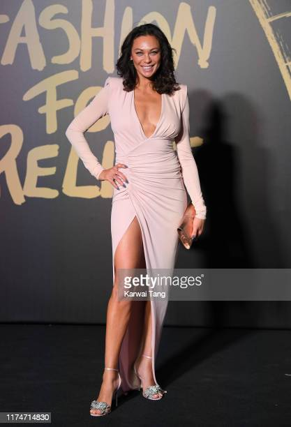 Lilly Becker attends Fashion For Relief London 2019 at The British Museum on September 14 2019 in London England