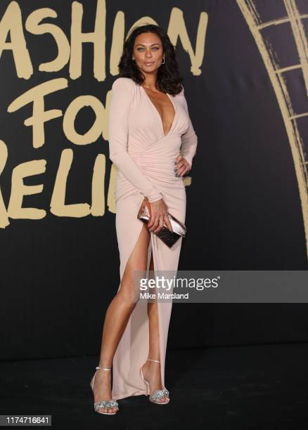 Lilly Becker attends Fashion For Relief London 2019 at The British Museum on September 14, 2019 in London, England.