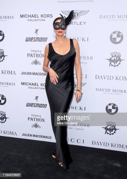Lilly Becker attends the Cash & Rocket Gala at Victoria & Albert Museum on June 05, 2019 in London, England.