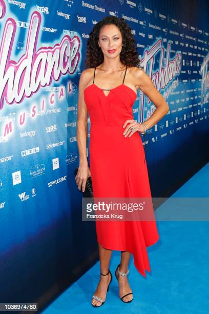 Lilly Becker attends the premiere of 'Flashdance Das Musical' at Mehr Theater on September 20 2018 in Hamburg Germany