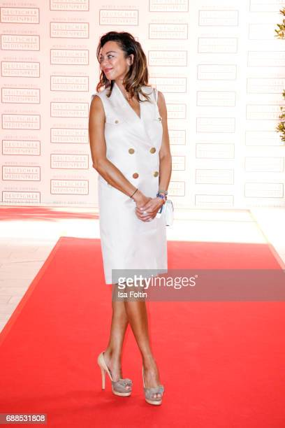 Lilly Becker during the German Media Award 2016 at Kongresshaus on May 25 2017 in BadenBaden Germany The German Media Award has been presented...