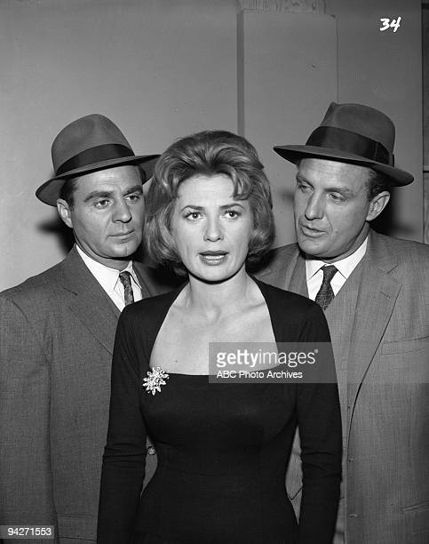 THE UNTOUCHABLES Lilly Dallas and her husband kidnap and ransom businessman Thomas B Randall during The Lilly Dallas Story which aired on March 16...