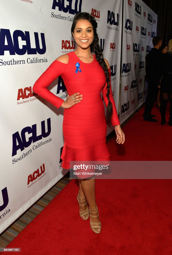 Lilly Singh attends ACLU SoCal Hosts Annual Bill of Rights Dinner at the Beverly Wilshire Four Seasons Hotel on December 3, 2017 in Beverly Hills, California.