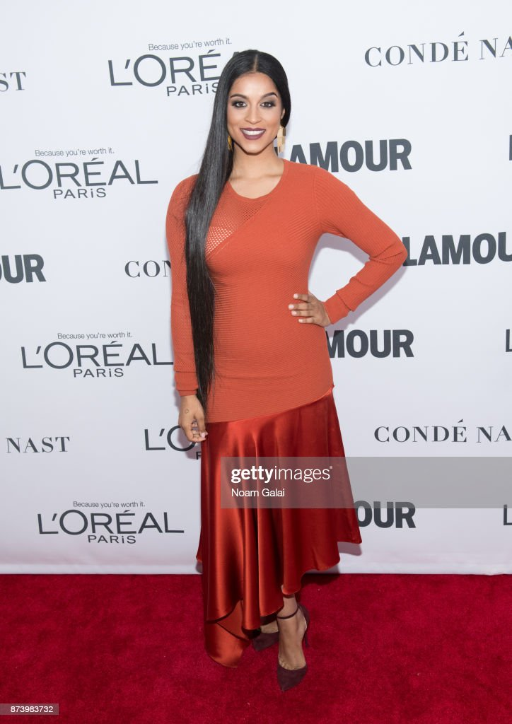 Lilly Singh attends the 2017 Glamour Women of The Year Awards at Kings Theatre on November 13, 2017 in New York City.