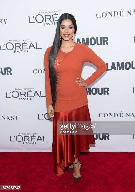 Lilly Singh attends the 2017 Glamour Women of The Year Awards at Kings Theatre on November 13 2017 in New York City