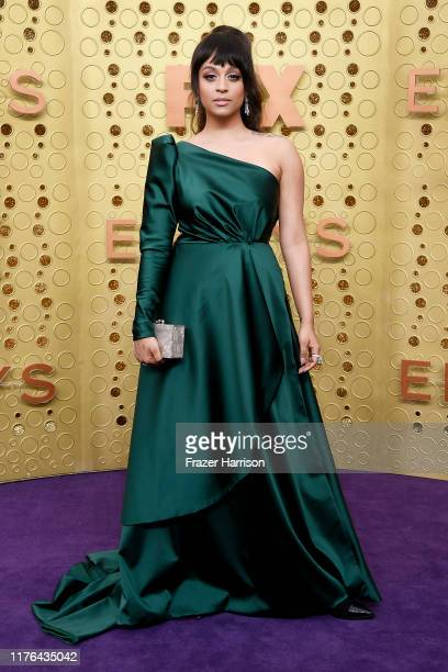 Lilly Singh attends the 71st Emmy Awards at Microsoft Theater on September 22 2019 in Los Angeles California