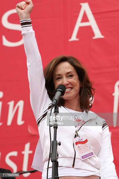 Lilly Tartikoff cofounder of the Revlon/UCLA Women's Cancer Research Program
