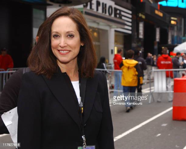 Lilly Tartikoff during 6th Annual Revlon Run/Walk for Women at Times Square in New York City New York United States