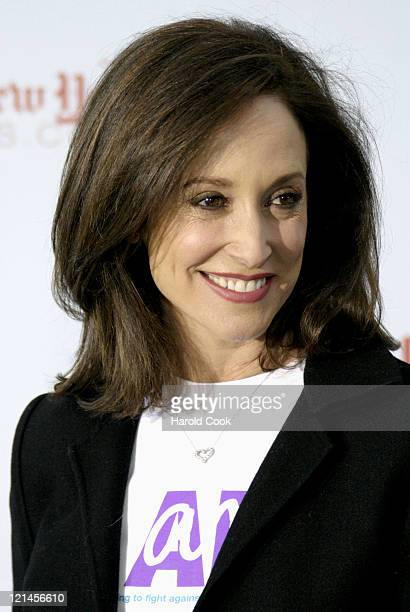 Lilly Tartikoff during 8th Annual REVLON Run/Walk for Women at Times Square in New York City New York United States