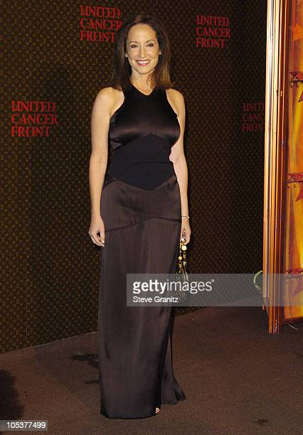 Lilly Tartikoff during The Louis Vuitton United Cancer Front Gala at Universal Studios in Universal City California United States