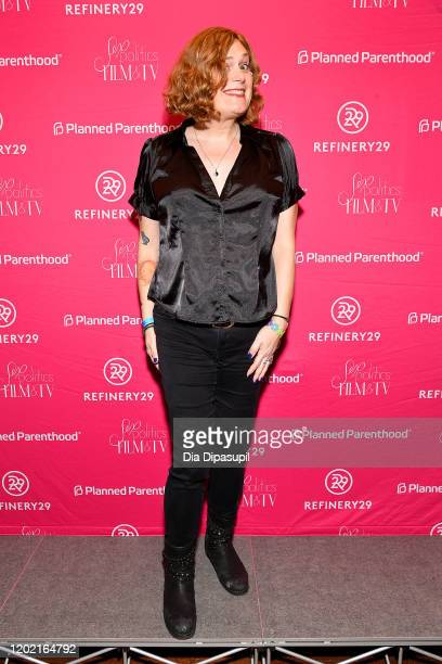 Lilly Wachowski attends the Planned Parenthood's Sex Politics Film TV Reception At Sundance on January 26 2020 in Park City Utah