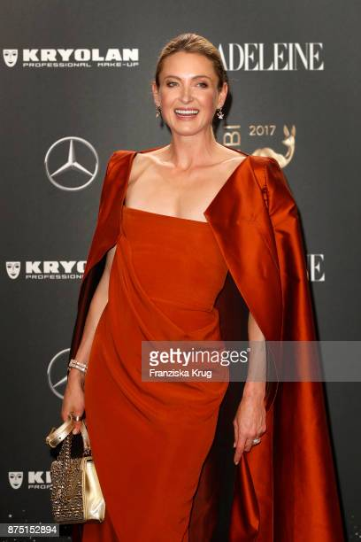 Lilly zu SaynWittgenstein arrives at the Bambi Awards 2017 at Stage Theater on November 16 2017 in Berlin Germany