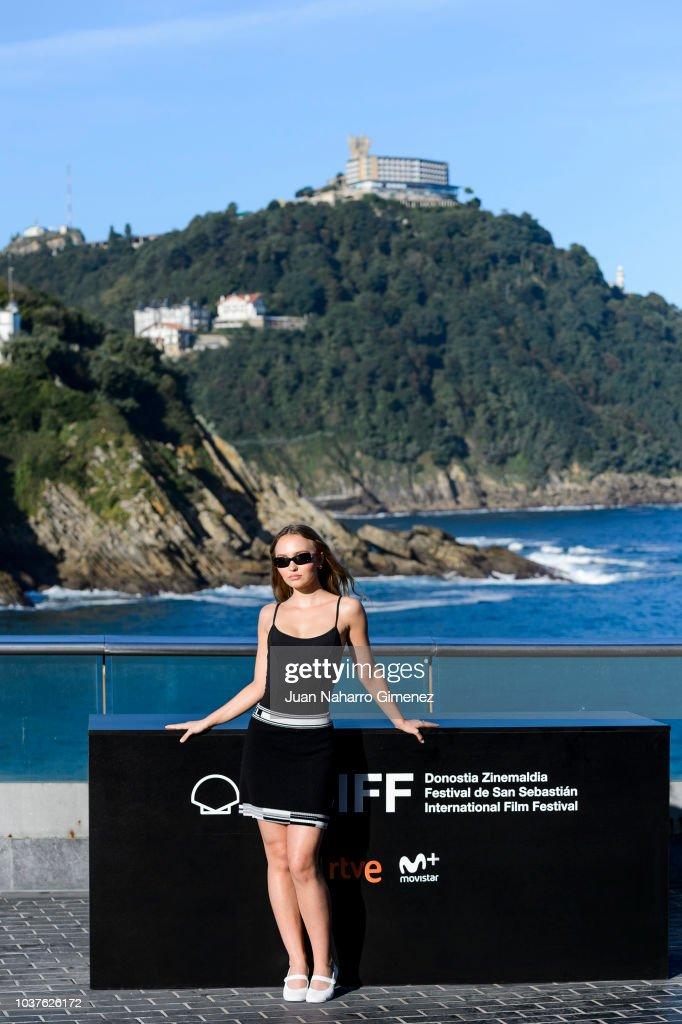 'L'Homme Fidele'  Photocall - 66th San Sebastian Film Festival