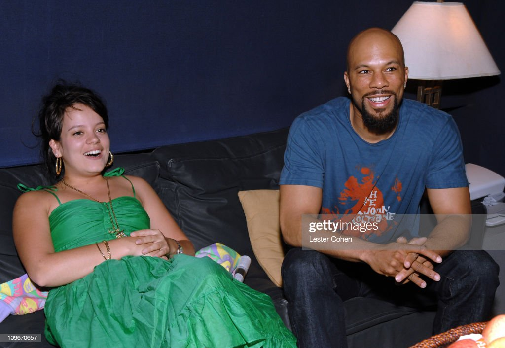 "Lily Allen Records ""Drivin' Me Wild"" for Common's Upcoming Album ""Finding Forever"""