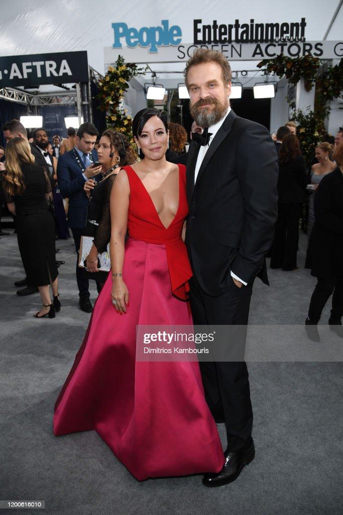 26th Annual Screen ActorsGuild Awards - Red Carpet : ニュース写真