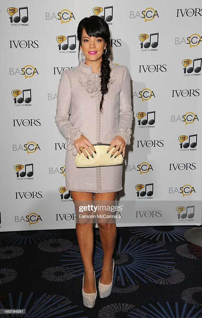 Ivor Novello Awards - Arrivals : News Photo