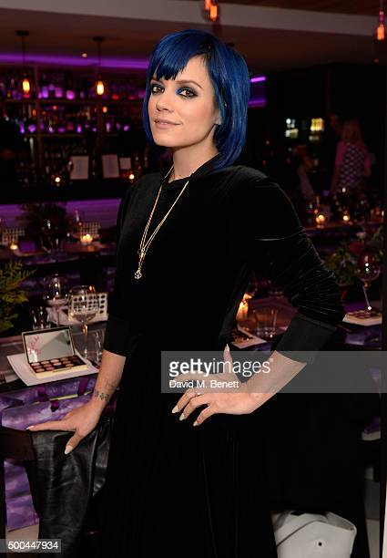 Lily Allen Stock Photos and Pictures