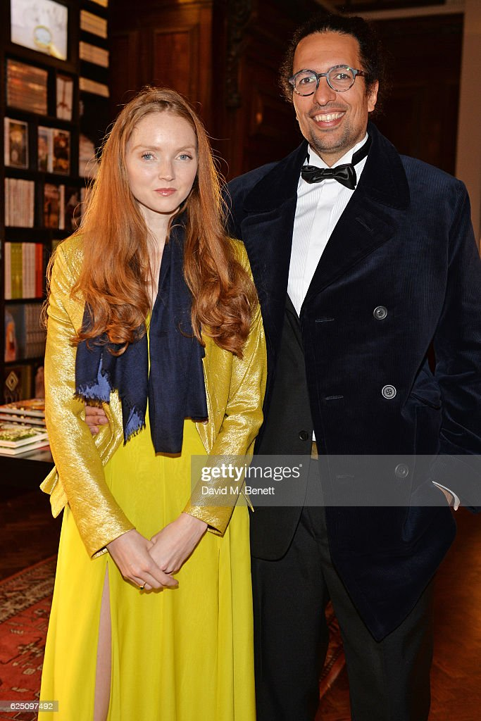 The Animal Ball 2016 Presented By Elephant Family - VIP Dinner At Maison Assouline : News Photo