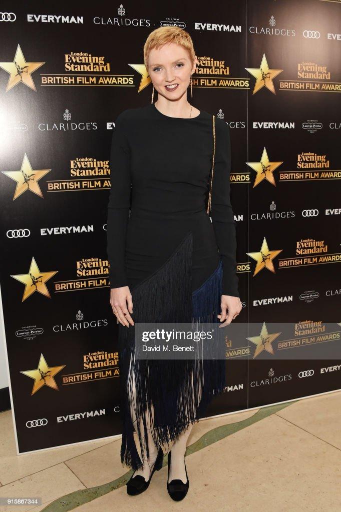 London Evening Standard British Film Awards 2018 - VIP Arrivals