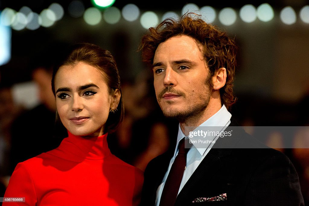 """""""Love, Rosie"""" - World Premiere - Red Carpet Arrivals : News Photo"""