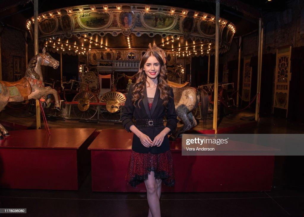 """Emily In Paris"" Set Visit : Nieuwsfoto's"