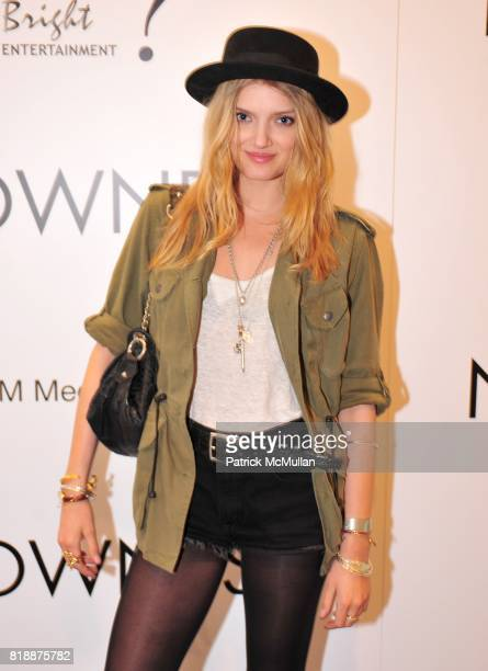 Lily Donaldson attends NOWNESS Presents the New York Premiere of JeanMichel Basquiat The Radiant Child at MoMa on April 27 2010 in New York City
