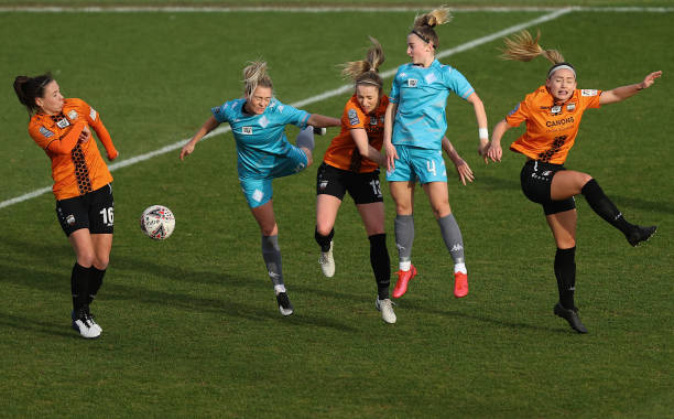 GBR: London Bees v London City Lionesses - Barclays FA Women's Championship