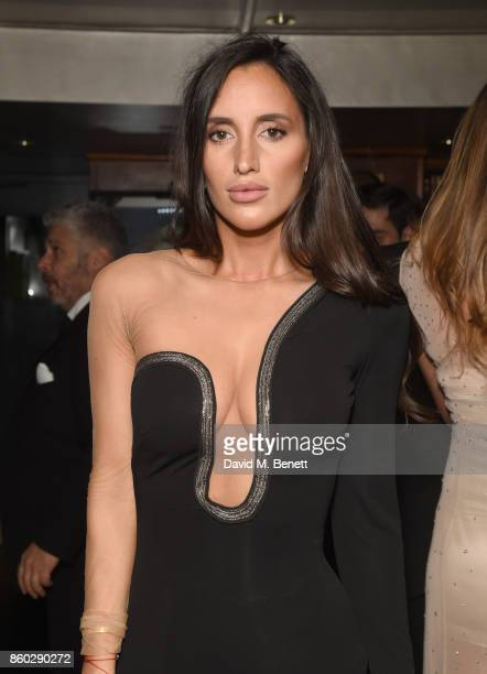 Lily Fortescue attends the The BARDOU Foundation's International Day Of The Girl Gala in support of The Princes Trust at Albert's Club on October 11...