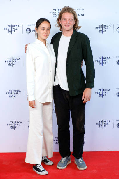 """NY: """"Giants Being Lonely"""" Premiere - 2021 Tribeca Festival"""