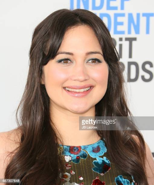 Lily Gladstone attends the 2017 Film Independent Spirit Awards on February 25 2017 in Santa Monica California
