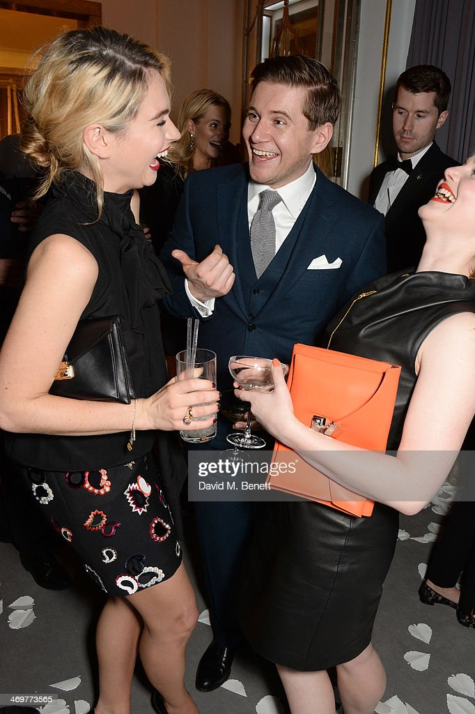 Mulberry Dinner To Celebrate The Launch Of The Cara ...